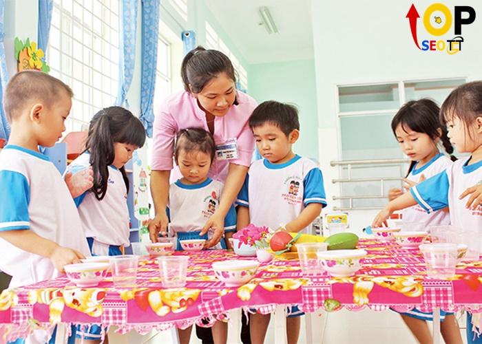 Trường mầm non Queensland Kindergarten
