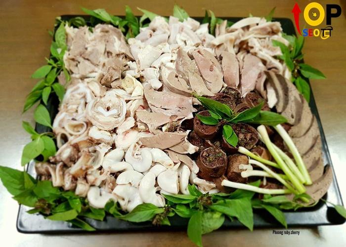 Nhà hàng Cỏ - Ẩm thực bò Việt