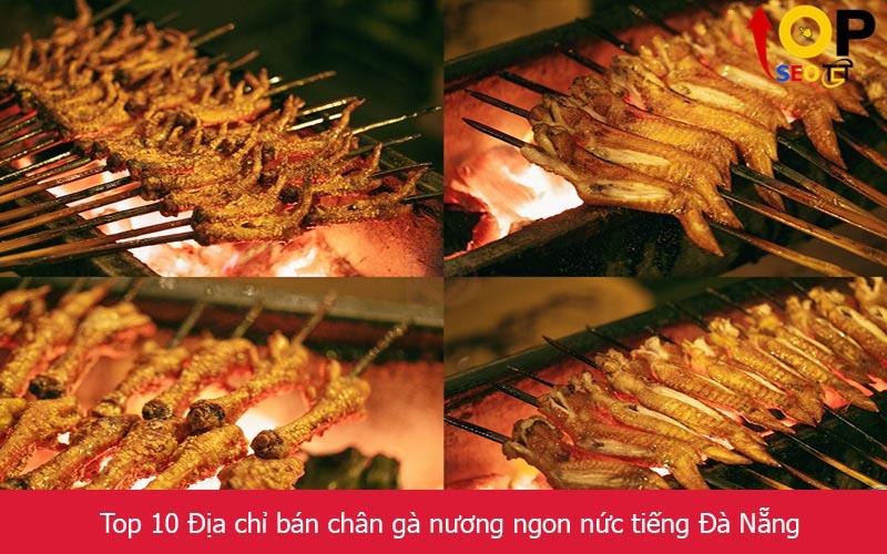 Top 10 Địa chỉ bán chân gà nương ngon nức tiếng Đà Nẵng