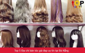 Top 5 Địa chỉ bán tóc giả đẹp uy tín tại Hà Nội
