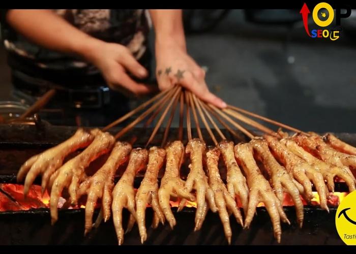 Chân Gà Nướng Bà Hồng - Trần Cao Vân