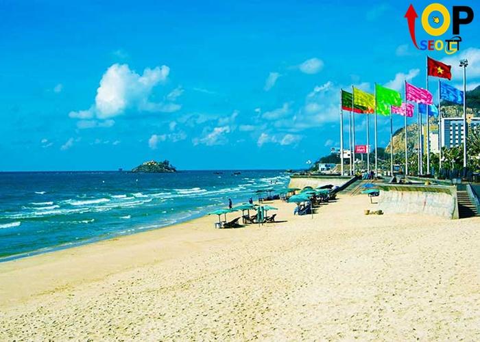 Bãi biển đẹp ở Vũng Tàu