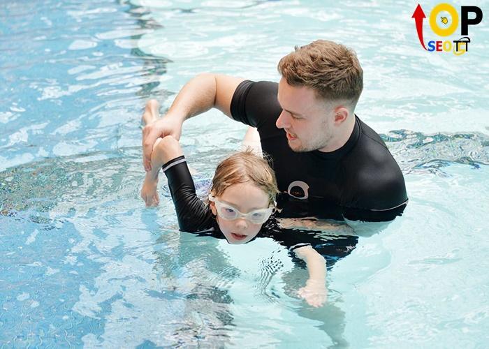 Trung tâm dạy học bơi của Swimming Club
