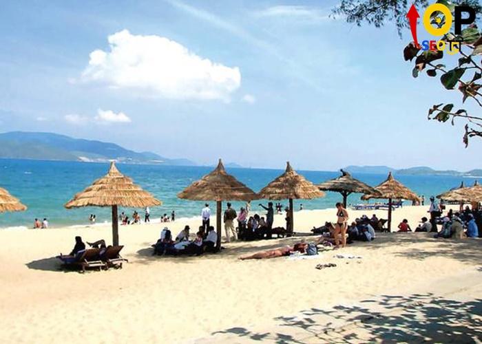 Bãi biển đẹp ở Đà Nẵng