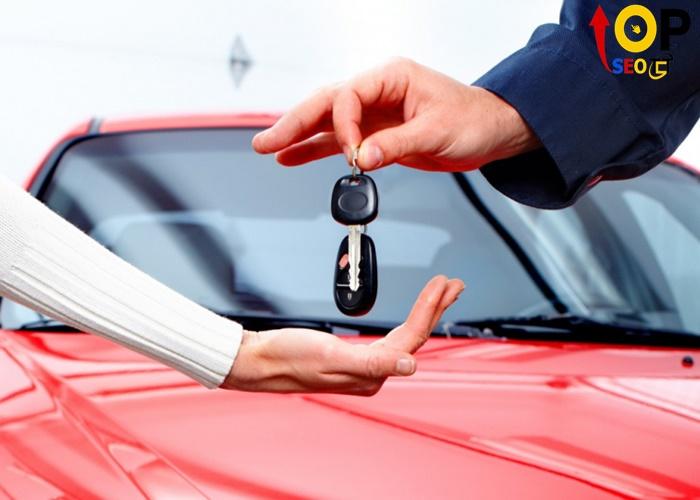 Dịch vụ thuê xe tự lái Hội An