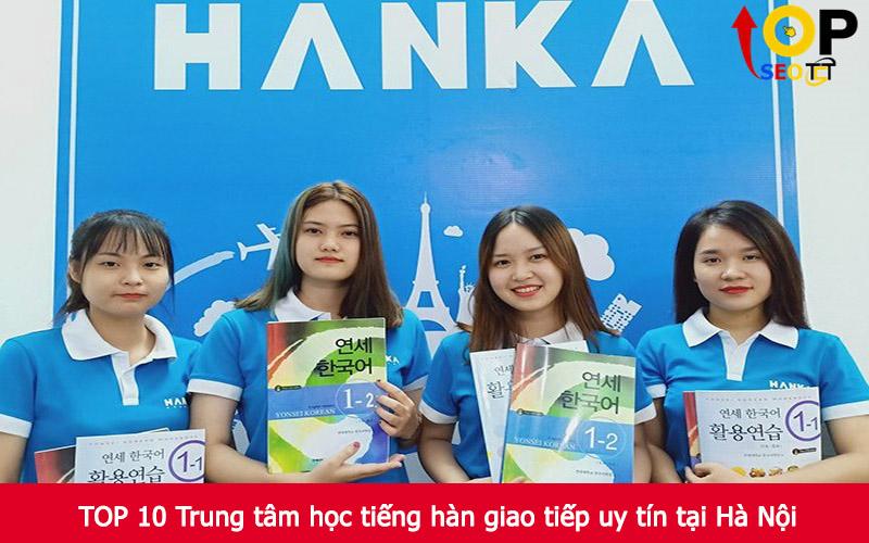 TOP 10 Trung tâm học tiếng hàn giao tiếp uy tín tại Hà Nội
